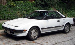 1st Generation Toyota MR2